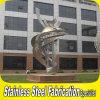 Sculpture neuve faite sur commande en métal d'acier inoxydable du modèle 2016 pour la décoration