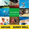 Heet-verkoop de Sporten van pvc Maunsell Vloerend voor het BinnenHof van het Badminton