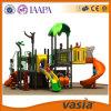 2015年のVasiaの屋外の子供の運動場の森林主題