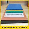 Лист PP пластичного рифленого листа полый