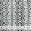 Lacet de tissu net de coton de textile (M3193)
