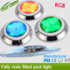 18X3w RGB LED Concrete Pool Lighting, Niche Pool LED Light