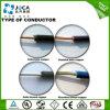 Fio elétrico de cobre revestido de descascamento e de corte fácil do PVC UL1015