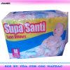 Manufatura descartável sonolento de Guangzhou dos tecidos do bebê do Cupid de Supa Santi cara