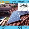옥상 태양 전지판 설치 시스템