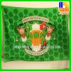 La publicité du polyester folâtre les indicateurs nationaux de drapeau de pays du monde