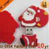 즐거운 성탄 선물 USB 지팡이 OEM 스페셜 Udisk