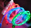 최고 판매 고속 다채로운 LED 섬유 케이블 (RHE-A1-007)