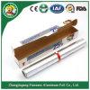 Papier d'aluminium de empaquetage de cuisine de plats à emporter
