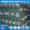 Rede de segurança elevada da construção do andaime de Quanlity 100%HDPE com o UV para o uso exterior