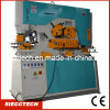 Siecc Q35y- 25 Hydraulic Ironworker Metal Plate Iron Worker com Punch/Shear/Combined Function