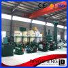 最もよい売り上げ後のサービスおよび適正価格の米糠の前処理のプラント機械装置
