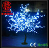 DEL White Cherry Tree Lights pour Decoration