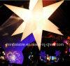 Estrella inflable de la decoración de la etapa y del partido