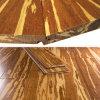 Suelo de bambú sólido tejido hilo del tigre de Uniclic