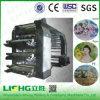 Machine d'impression flexographique de tissu de sac de riz du PE Ytb-6800