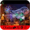 2016 luces decorativas de la nueva calle de la Navidad LED