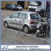 Evento Pedestrian das barreiras que cerc para a venda