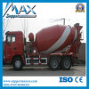 Saleのための中国Supplier HOWO A7 8X4 Cement Mixer Concrete Mixers Truck