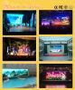 Écran polychrome d'intérieur de P6 LED Display/LED