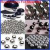 1/16-1 bolas de acero inoxidables de la pulgada AISI 420c para la máquina de la precisión
