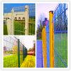 Fatto nel giardino Fence della Cina Triangular Bending Wire Mesh