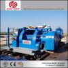 De diesel Pomp die Met motor van de Modder voor BoorIndustrie werken