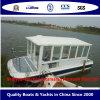 Elektrische Boot 550 van het Ponton van de Catamaran