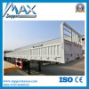 30-80 Tonnen Flatbed Trailer mit Side Wall in Nigeria
