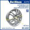 Оправа эпицентра деятельности колеса алюминиевого сплава с серебряной поверхностью
