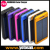 Doppel-Bank USB-Port 10000mAh Solar Power