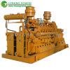 500kw石炭ガスの発電機セット