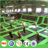 Size grande Indoor Trampoline para Dodge Ball (1424W)