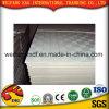 Panneau/tuiles blancs de plafond de gypse de PVC de couleur avec le dos de papier d'aluminium
