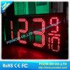 Gaspreis-Digital-Zeichen-Bildschirmanzeige