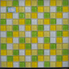 Cheap Building Materials Crystal Glass Mosaic Tiles Wholesale