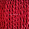 Fil Twisted Tissu-Couvert rouge (UL/VDE /SAA)