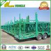 Transport de remorque de véhicule de la remorque de la Chine 6 faits à l'usine à 10