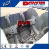 3000L de horizontale Concrete Mixers van de As van de Schacht Tweeling