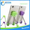 Soporte portable flexible del trípode del precio de fábrica para el teléfono móvil