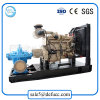 Grande bomba de água da sução dobro do volume com equipamento de motor Diesel