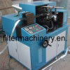 0.25-0.4mm Spiral Type Filter Core Making Machine
