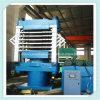 China Four Poles Borracha Shoe Sole Hydraulic Press Machine