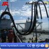 Tuyau marin en caoutchouc flexible d'huile de dock