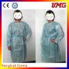Robe Aucun-Tissée de chirurgie, matériel jetable dentaire de robe d'isolement