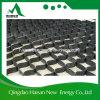 防波堤または斜面の保護のためのプラスチックHDPEの補強Geocell