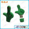De Schijf van de Flits van de Glimlach USB van de vinger