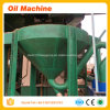 linha maquinaria do equipamento do óleo de palma 50tpd da refinação de óleo da palma da pequena escala