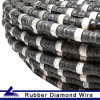 Diamond di gomma Cable per Granite (GDW-KT-R)