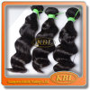 급료 4A 브라질 Human Hair 또는 Virgin Hair Extension